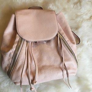 Rebecca Minkoff Bryn Backpack Pale Blush Pink
